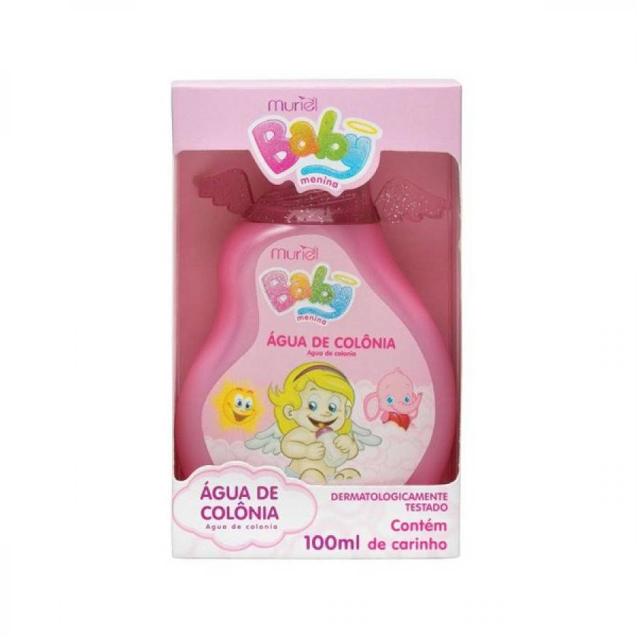 COL BABY MURIEL ROSA C/100 ML