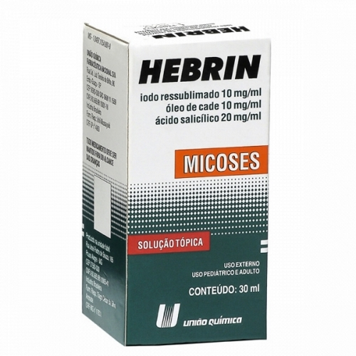 HEBRIN C/30 ML
