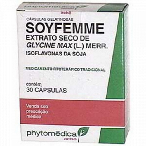 SOYFEMME 150 MG C/30 CPS