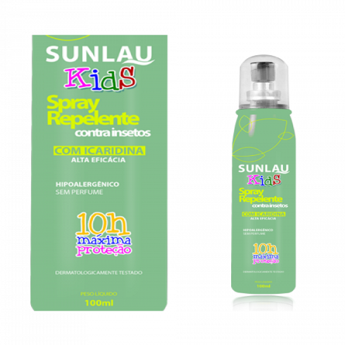 SUN LAU KIDS SPRAY 100ML