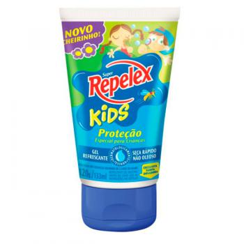 Repelente Super Repelex Kids Gel 133ml
