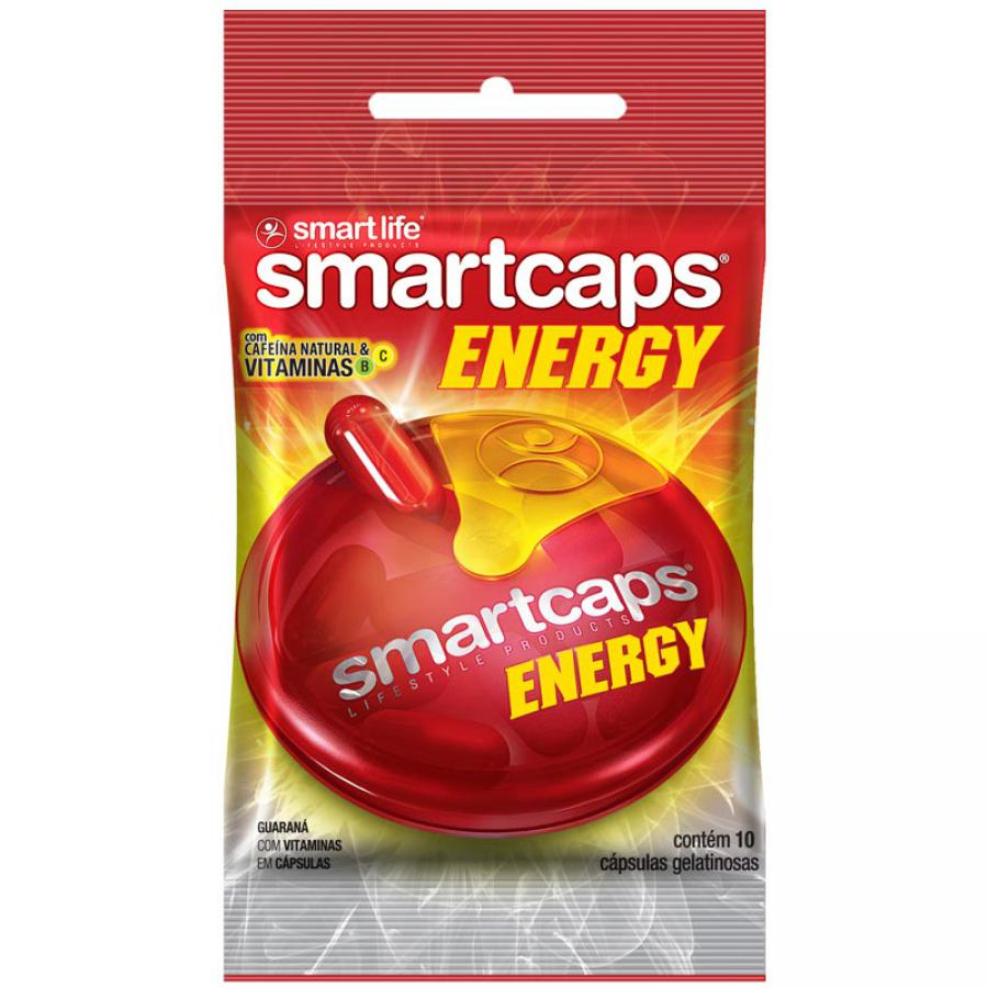 SMARTCAPS ENERGY CAPS.C/ 4