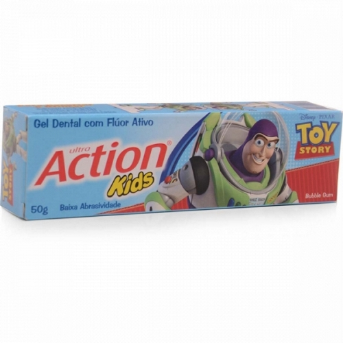 CR DENT ACTION KIDS DISNEY TOY STORY 50G