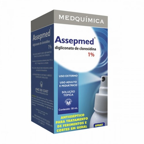 ASSEPMED 50ML SPRAY