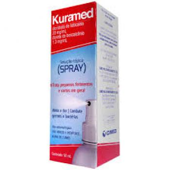 KURAMED SPRAY C/50ML
