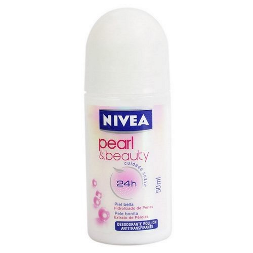 NIVEA DES FEM ROLL PEARL BEAUTY 50ML NV