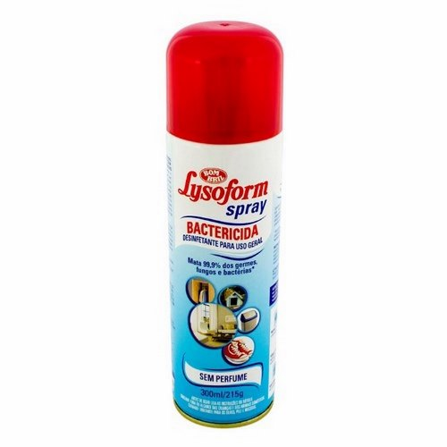 LYSOFORM SPRAY SE PERFUME 300L