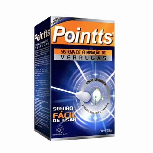 POINTTS ANTI VERRUGAS C/12 APLIC