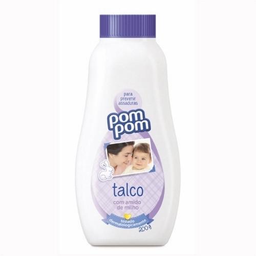 TALCO POMPOM 200gr