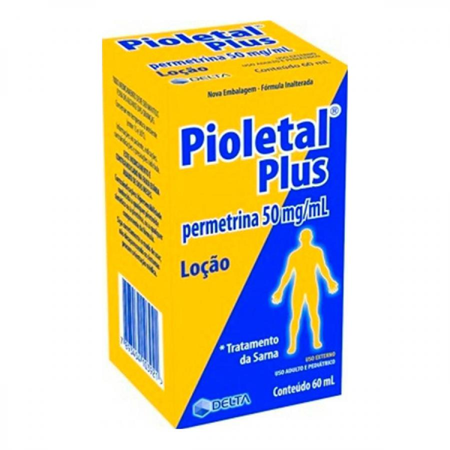 PIOLETAL PLUS C/60 ML