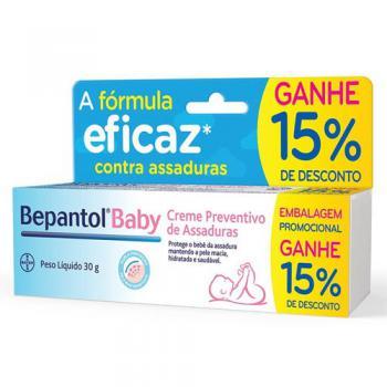BEPANTOL BABY GANHE 15% DESCONTO 30G