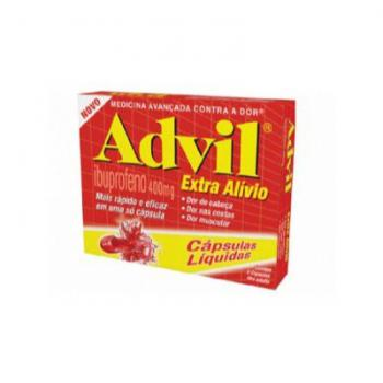 ADVIL EXTRA 400 MG C/8 CPS