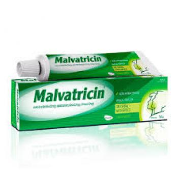 MALVATRICIN GEL DENTAL C/50 GR