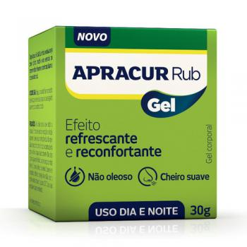 APRACUR RUB - GEL 30 G