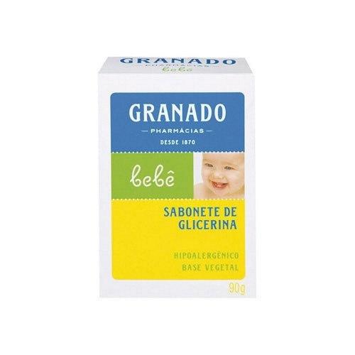 SAB GRANADO BEBE GLICERINA 90G