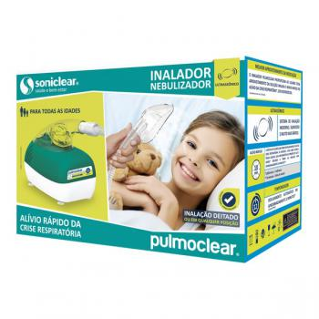 INALADOR PULMOCLEAR ULTRA SONIC