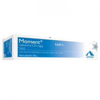 MOMENT 0,025% CR TOP C/50 GR