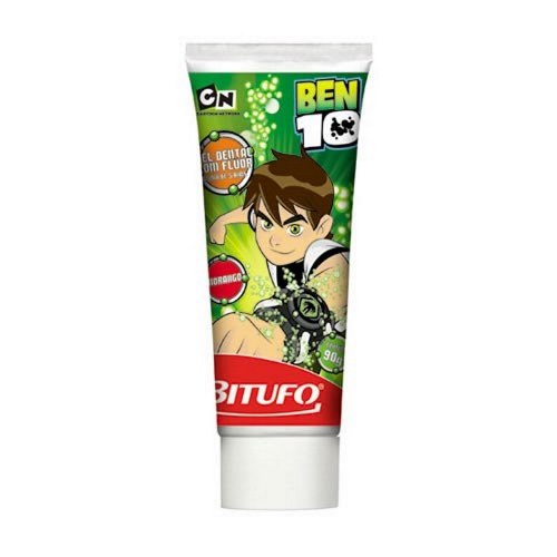 CR DENTAL BITUFO BEN 10 TUTTI FRUTTI 50G