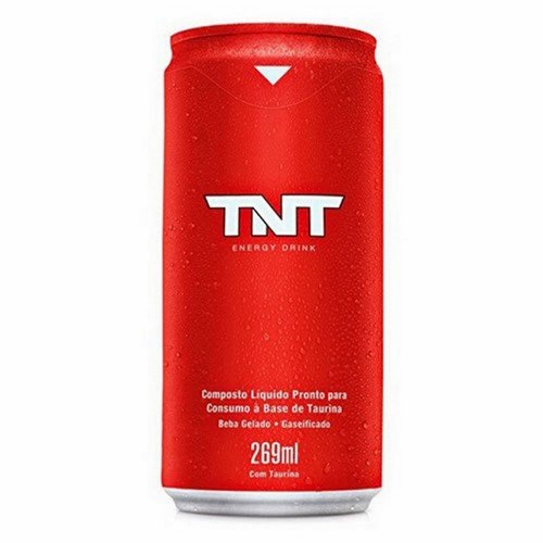 Energético TNT Energy Drink Lata - 269ml.