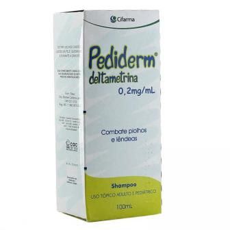 PEDIDERM 0,2 MG SH C/100 ML
