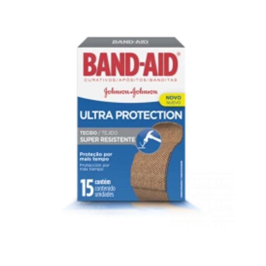 BAND-AID ULTRA PROTECTION C/15
